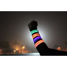 GG LED Slap Band